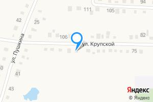 Однокомнатная квартира в Чулыме Барнаул Крупской 93