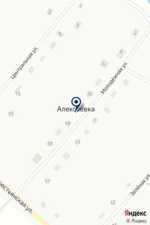 МОУ АЛЕКСЕЕВСКАЯ ШКОЛА СРЕДНЕГО ОБЩЕГО ОБРАЗОВАНИЯ на карте Чулыма