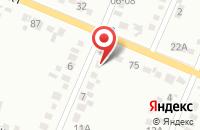 Схема проезда до компании Аптека в Коченево