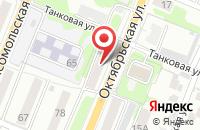 Схема проезда до компании Производственно-Коммерческая Фирма  в Рубцовске