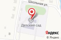 Схема проезда до компании Устюжанинская средняя общеобразовательная школа в Устюжанино