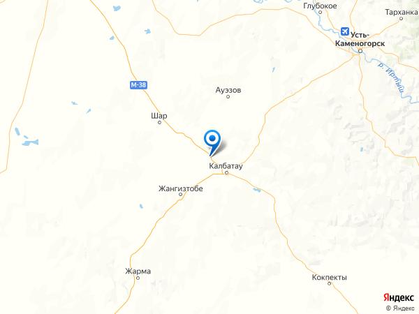 деревня Вознесеновка на карте