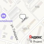 Магазин салютов Горняк- расположение пункта самовывоза