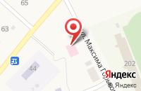 Схема проезда до компании Фармация в Коченево