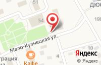 Схема проезда до компании Либерти Страхование в Коченево