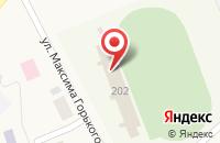 Схема проезда до компании Коченевская центральная библиотека в Коченево