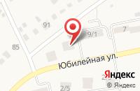 Схема проезда до компании Жилфонд в Коченево