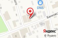 Схема проезда до компании Faberlic в Коченево