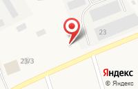 Схема проезда до компании Кировское межрайонное общество охотников и рыболовов в Коченево