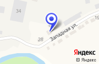 Схема проезда до компании СУЗУНСКИЙ МЯСОКОМБИНАТ в Сузуне