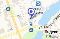 Схема проезда до компании РЕМОНТНАЯ МАСТЕРСКАЯ ЩЕРБА С.А. в Сузуне