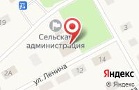 Схема проезда до компании Надежда в Сидоровке