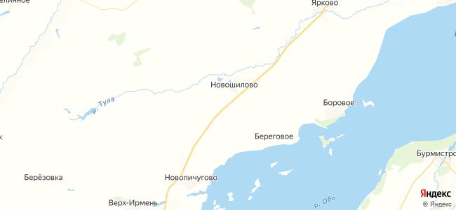 525 автобус в Новосибирске