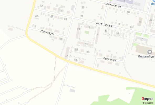 жилой комплекс Елки