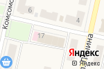 Схема проезда до компании Многопрофильный магазин в Чике
