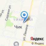 Золотая корочка на карте Новосибирска