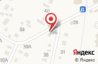 Схема проезда до компании Магазин автозапчастей в Прокудском
