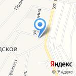 Магазин канцтоваров на карте Новосибирска