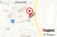 Схема проезда до компании Медный великан в Прокудском