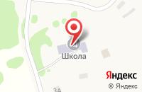 Схема проезда до компании Катковская средняя общеобразовательная школа в Катково