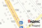 Схема проезда до компании Автосервис в Усть-Каменогорске