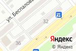 Схема проезда до компании Элегия в Усть-Каменогорске