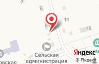 Схема проезда до компании Гараж в Быстровке