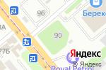 Схема проезда до компании Liber-Semey, ТОО в Усть-Каменогорске