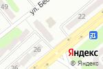 Схема проезда до компании Идеал в Усть-Каменогорске
