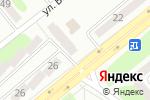 Схема проезда до компании Золотая Рыбка в Усть-Каменогорске