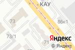 Схема проезда до компании Михалыч в Усть-Каменогорске