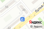Схема проезда до компании Kodak film в Усть-Каменогорске