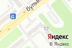 Схема проезда до компании Avtoshop в Усть-Каменогорске