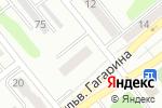 Схема проезда до компании Аквест, ТОО в Усть-Каменогорске