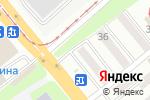 Схема проезда до компании 36.6 в Усть-Каменогорске