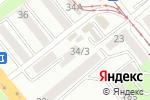 Схема проезда до компании РИК в Усть-Каменогорске