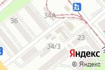 Схема проезда до компании Консул в Усть-Каменогорске