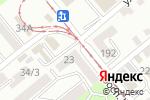 Схема проезда до компании Нотариус Тлеугазы Ж.Т. в Усть-Каменогорске