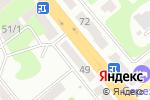 Схема проезда до компании Kodak Express в Усть-Каменогорске