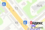 Схема проезда до компании 21 век в Усть-Каменогорске