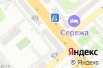 Схема проезда до компании Нотариус Сагандыкова А.А. в Усть-Каменогорске