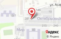 Схема проезда до компании Автосервис в Михалково