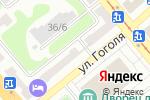 Схема проезда до компании Блюз в Усть-Каменогорске