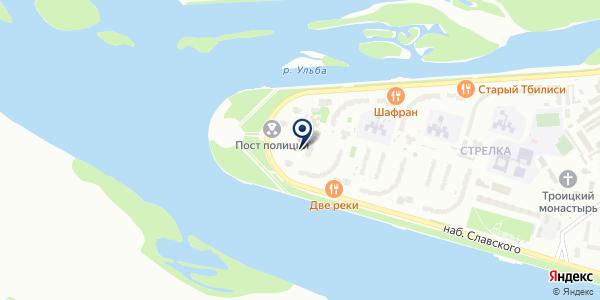 On clinic на карте Усть-Каменогорске