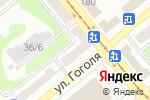 Схема проезда до компании Зоомаркет в Усть-Каменогорске