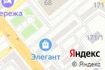 Схема проезда до компании Премьер-Авто в Усть-Каменогорске