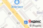 Схема проезда до компании Жадэ в Усть-Каменогорске