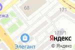 Схема проезда до компании ОСТ-К в Усть-Каменогорске