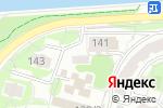 Схема проезда до компании PROFIT BETTING в Усть-Каменогорске