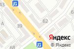 Схема проезда до компании СТРОЙМАСТЕР в Усть-Каменогорске